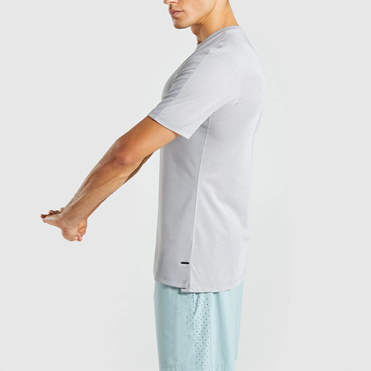UPF50+ sun protection men t-shirt