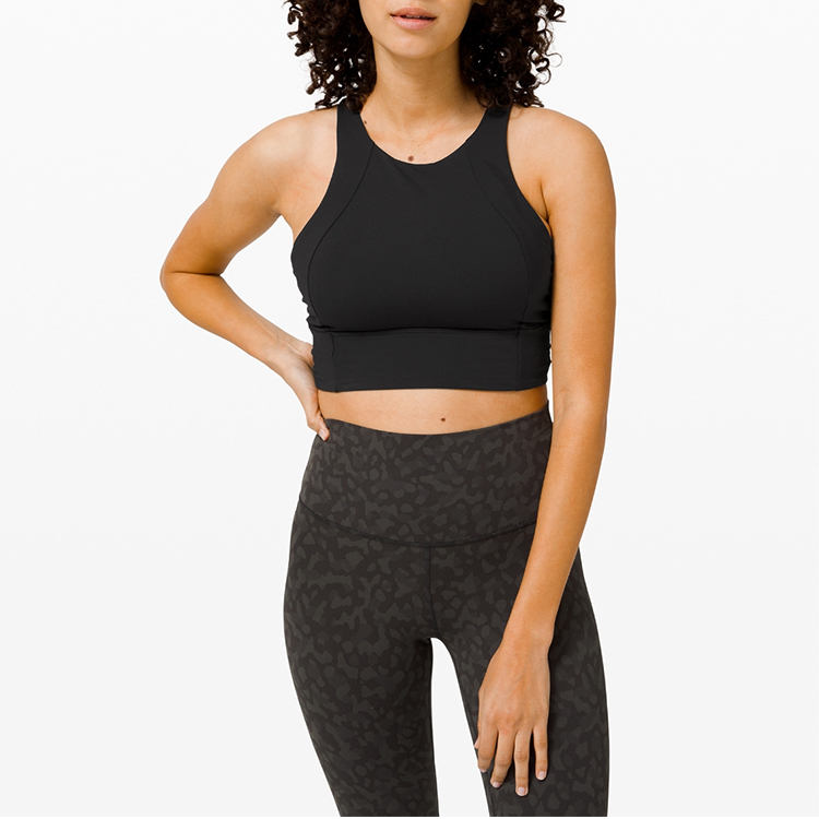 Breathe and sweat easy sport bra