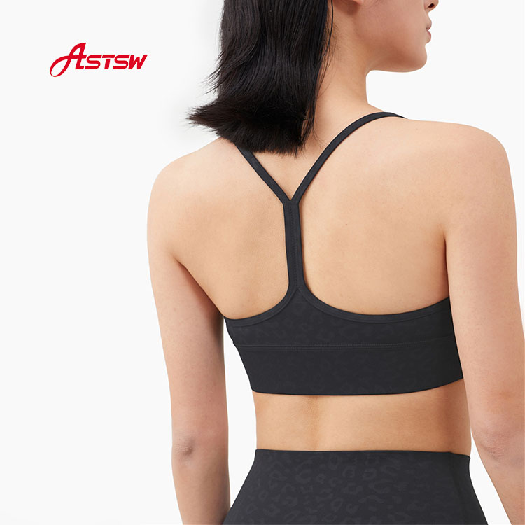 workout sports bra with Removable pads