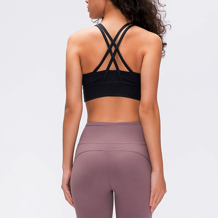 Boost up tank top bra