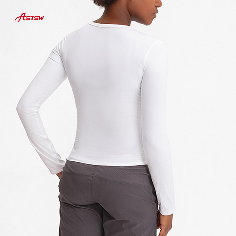 long sleeve sports wear