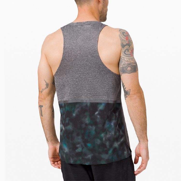 OEM design Bodybuilding Mens Tank Tops