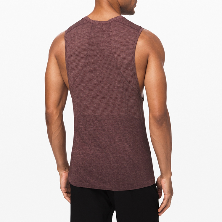 new arrival cut loosely Mens Tank Tops