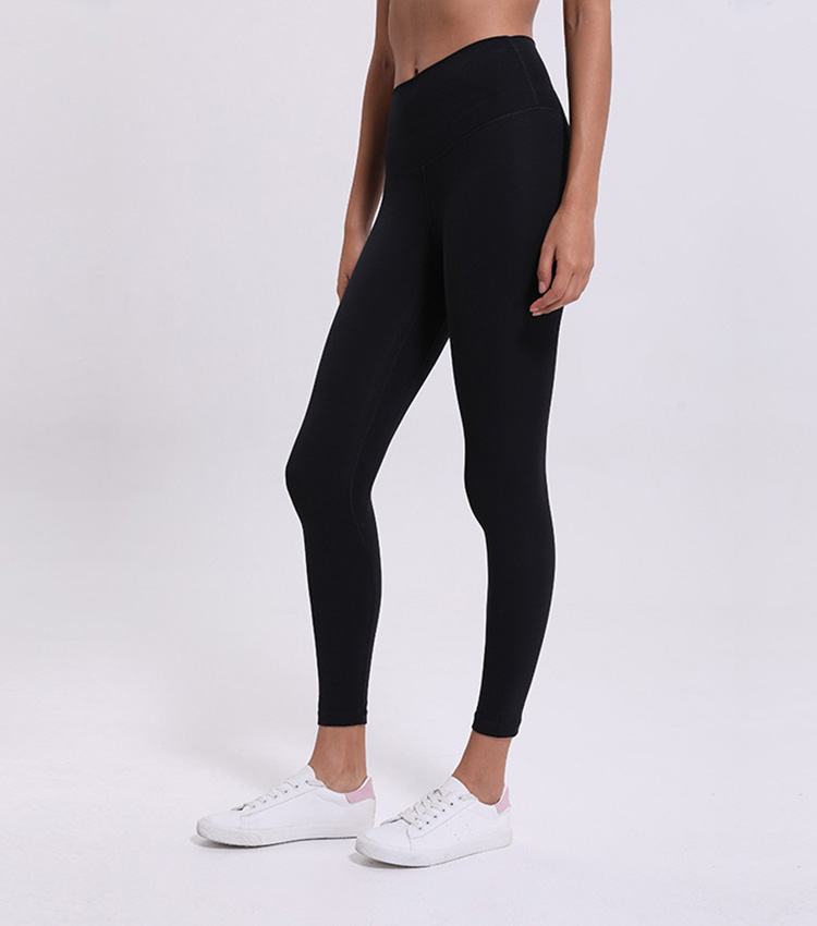 full support high rise gym tights