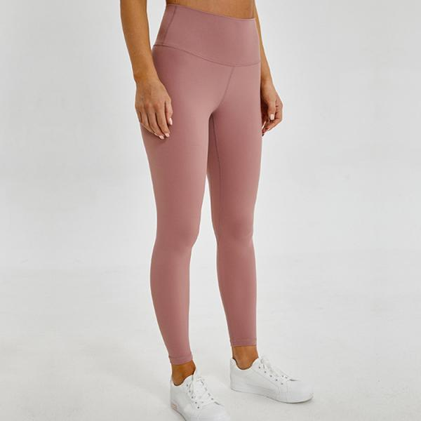 Fitted High rise buttery soft Leggings
