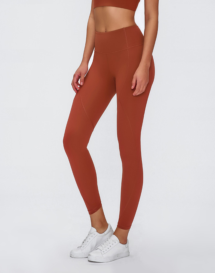 Ladies Tummy Control Fitness Leggings
