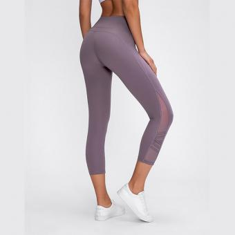 Ladies Tummy Control Flatlock seams Leggings