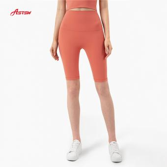 wide waistband women bike shorts