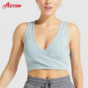 V-Front Work out Active Bra