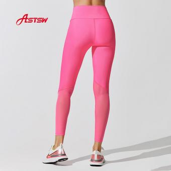V-Shaped High Waistband Sport Pant