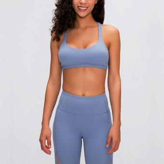 Hot Sell Sexy Girls Running Fitness Bra