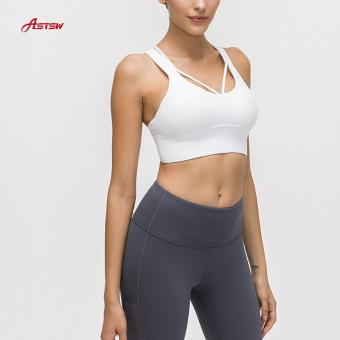 Yoga Padded Sports Bra