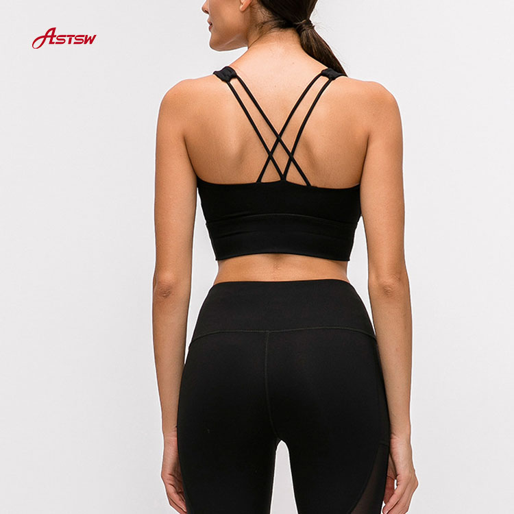 Breathable Yoga Bra Clothing