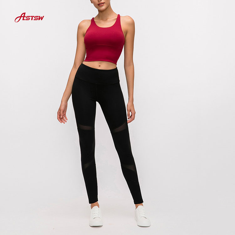 Workout Padded Sports Bra Clothing