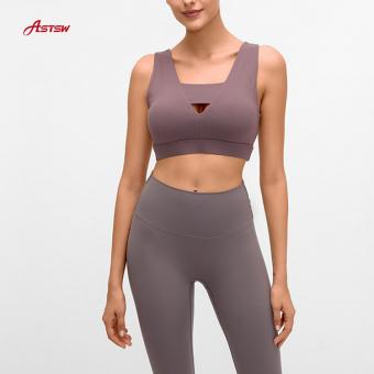 Elastic Athletic Sports Bra