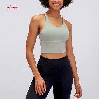 Comfortable Yoga Sports Bra