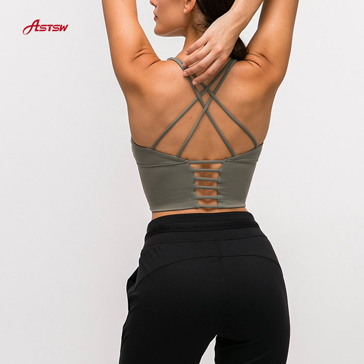 High Impact Training Bra