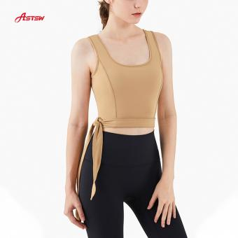 Women's all wrapped vest sportswear
