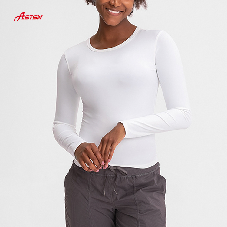 Ultra soft lightweight Slinky long sleeve